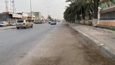 شركة الخدمات العامة تُنهي أعمال التنظيف داخل طرابلس