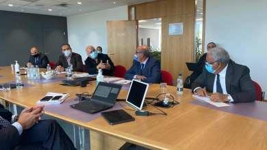 """اجتماع أعضاء إدارة """"الوطنية للنفط""""في بريطانيا حول التركيبات البحرية لمنشآت النفط الليبي"""
