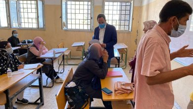 وزارة تعليم الوفاق تتابع العودة المدرسية بعد انقطاع بسبب جائحة كورونا
