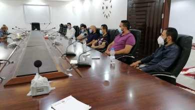 المجلس البلدي كاباو يناقش الآليات الوقائية والعلاجية من كورونا