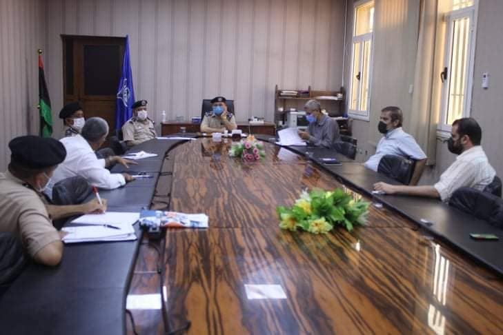 مديرية أمن طرابلس تبحث القفل العام أو الجزئي للعاصمة بعد تفشي كورونا