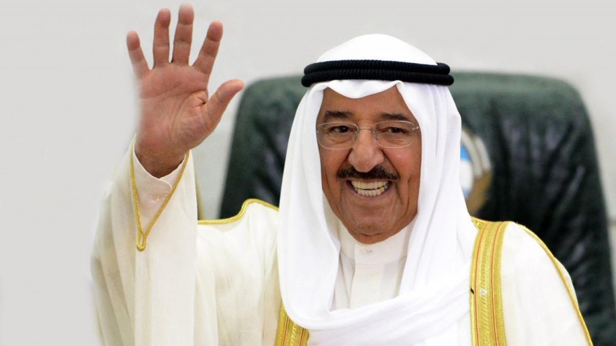 الشيخ صباح الأحمد الصباح