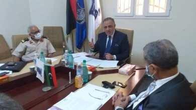 جهاز مكافحة الهجرة يعقد اجتماعه الثاني مع اللجنة الإيطالية
