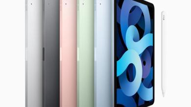 جهاز iPad Air 2020