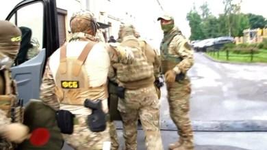 عناصر لهيئة الأمن الفدرالية الروسية - صورة أرشيفية