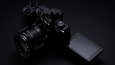 كاميرا Fujifilm X-S10