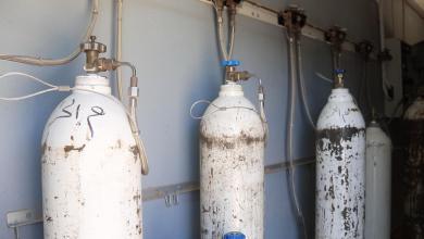 نفاد أسطوانات الأكسجين في مركز العزل الصحي الحرابة
