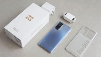 هاتف Redmi K30s