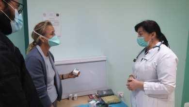 """مستشفى سوسة القروي يستلم شحنة طبية من """"الصحة العالمية"""""""