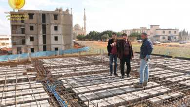 مدينة المرج.. إنشاء مقر الدراسة والإمتحانات بقطاع التعليم