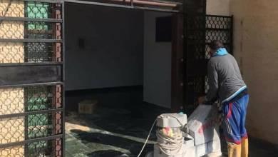 بلدية الماية تعلن الانتهاء من صيانة المركز الصحي الشمالي