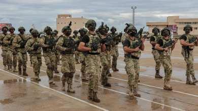 تخريج الدفعة الأولى من منتسبي برنامج التدريب العسكري التركي في ليبيا