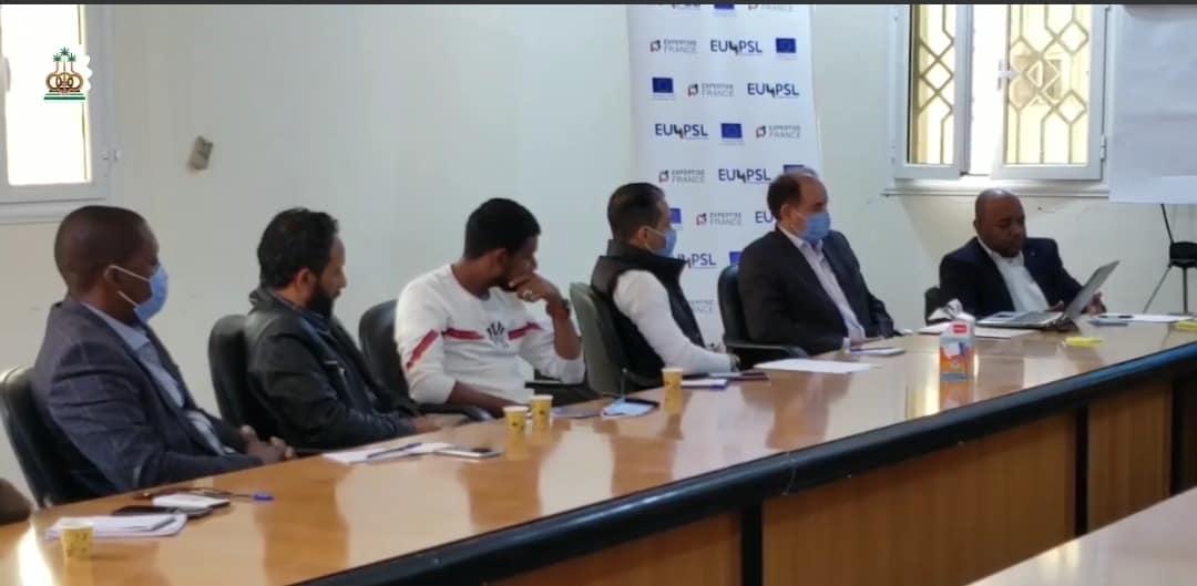 تنظيم ورشة حول ريادة الأعمال ببلدية وادي البوانيس