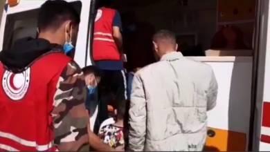 """الهلال الأحمر مصراتة يباشر مهامه بعد تكليف """"الشيباني"""" رئيسا للفرع"""