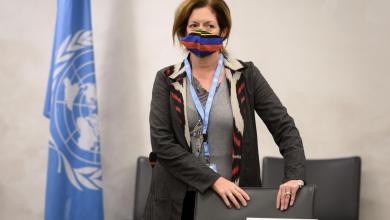 """الممثلة الخاصة للأمين العام للأمم المتحدة بالإنابة """"ستيفاني وليامز"""""""