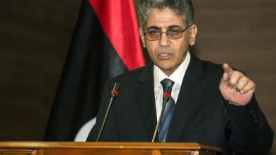 الدكتور عاشور شوايل -وزير الداخلية الأسبق
