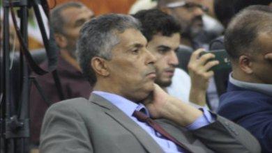 عضو مجلس النواب الليبي الدكتور إسماعيل الشريف