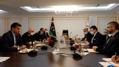 """عملية """"إيريني"""": عقدنا سلسلة اجتماعات مع حكومة الوفاق"""
