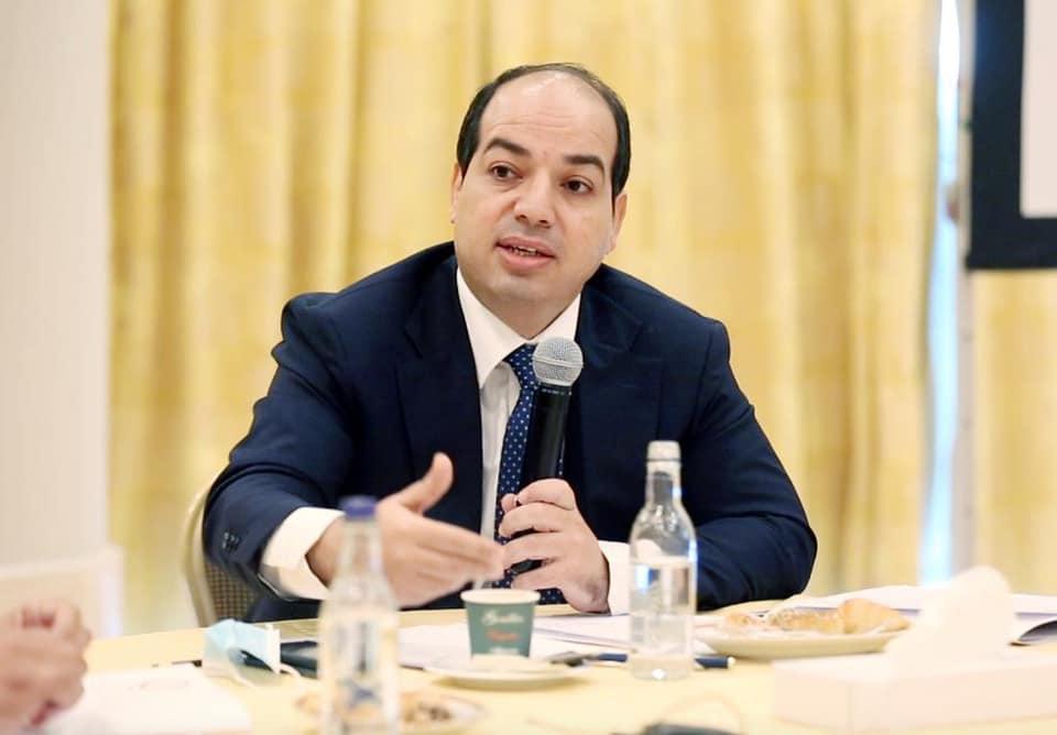 أحمد معيتيق- إرشيفية