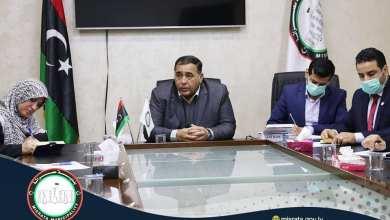 بلدي مصراتة يبحث مشكلة السيولة النقدية مع مديري المصارف التجارية