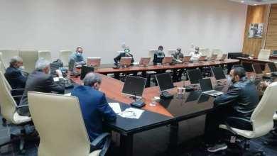 تعليم الوفاق تعقد اجتماعا مع لجنة مكافحة كورونا