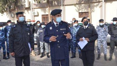المداغي يشرف على انطلاق الدوريات الأمنية لمتابعة إجراءات الاحتراز من جائحة كورونا في ترهونة وبني وليد ومدن الساحل الغربي