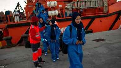 """الهجرة غير القانونية إلى أوروبا عبر المغرب-""""أرشيفية"""""""