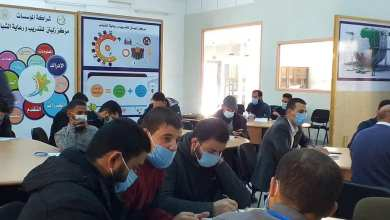 دورة حول منظومات الخلايا الشمسية في زليتن بالتعاون مع جامعة مصراتة