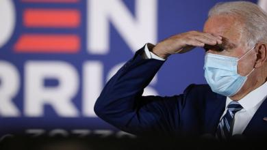 الرئيس الأميركي المُنتخب جو بايدن