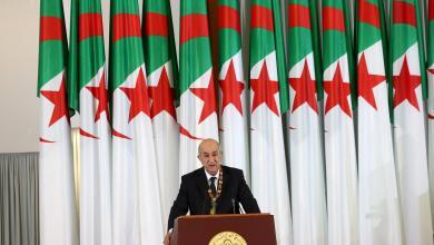 """الرئيس الجزائري عبد المجيد تبون – """"أرشيفية"""" عن رويترز"""