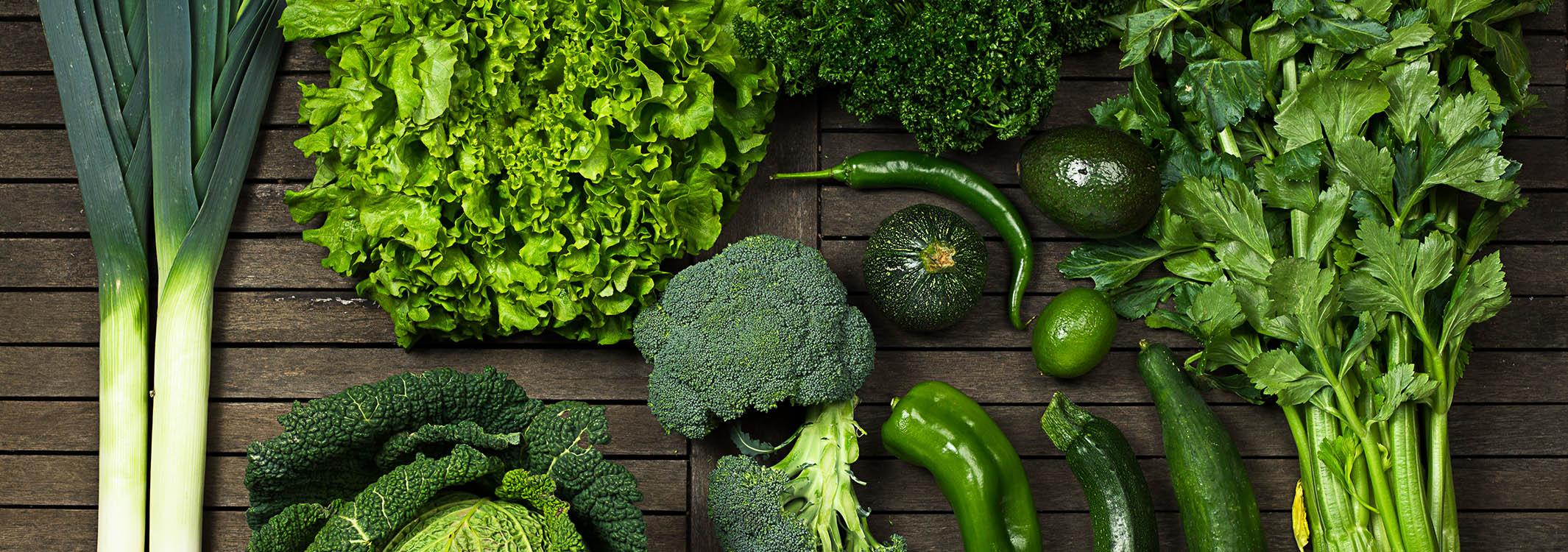 فوائد جمة لتناول الخضروات الورقية الخضراء خاصةً الداكنة