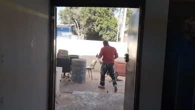"""طرابلس.. أعمال الصيانة لمستشفى """"أبوذر الغفاري"""" في محلة المشروع"""