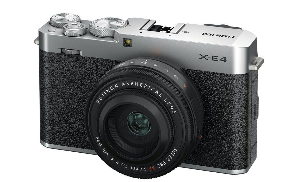 شركة Fujifilm تطلق كاميرا بدون مرآة داخلية 4