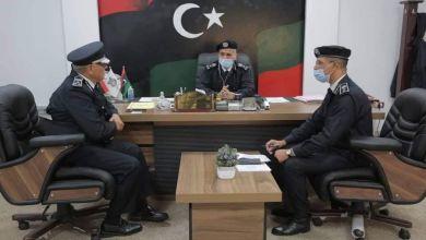 داخلية الوفاق تناقش ملف أمن المنافذ في ليبيا