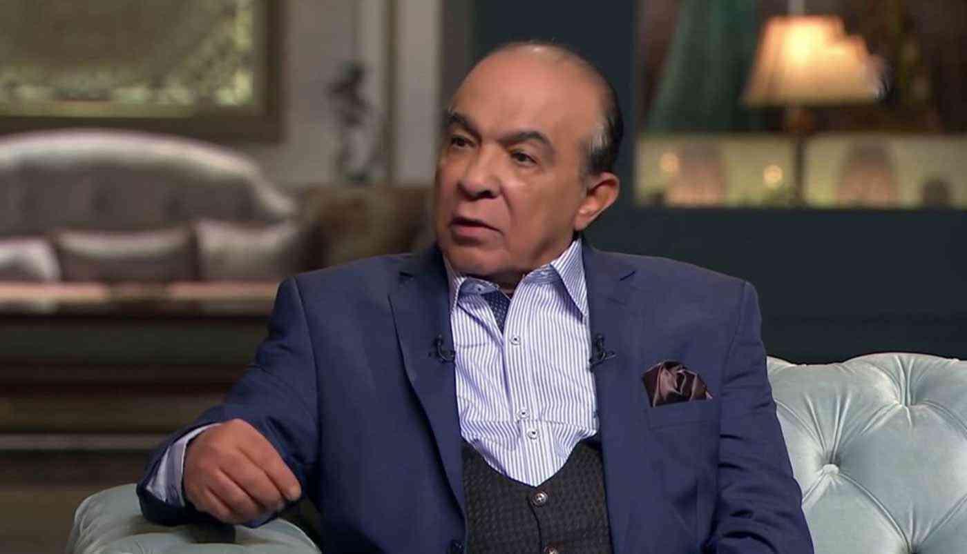 وفاة الفنان المصري هادي الجيار متأثراً بفيروس كورونا