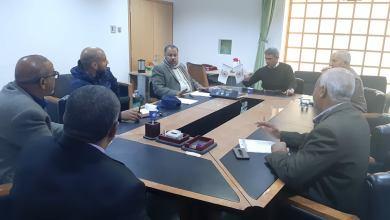 المجلس التسييري الجفرة يدرس أسباب تأخر إنشاء مصنع الإسمنت في سوكنة