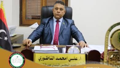 علي الناظوري - عضو المجلس البلدي مصراتة مسئول الملف الصحي