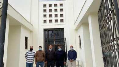 المركز الصحي باب الحرية -شارع الرشيد طرابلس