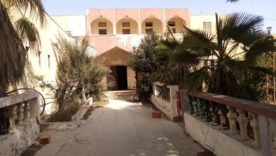 مشروع صيانة مقر بيوت الشباب غريان بعد سنوات من الإهمال