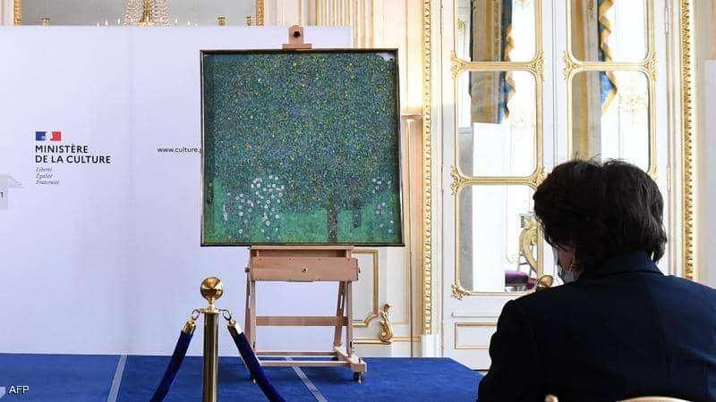 بعد 80 عامًا.. فرنسا تعيد لوحة منهوبة إلى مالكيها 4