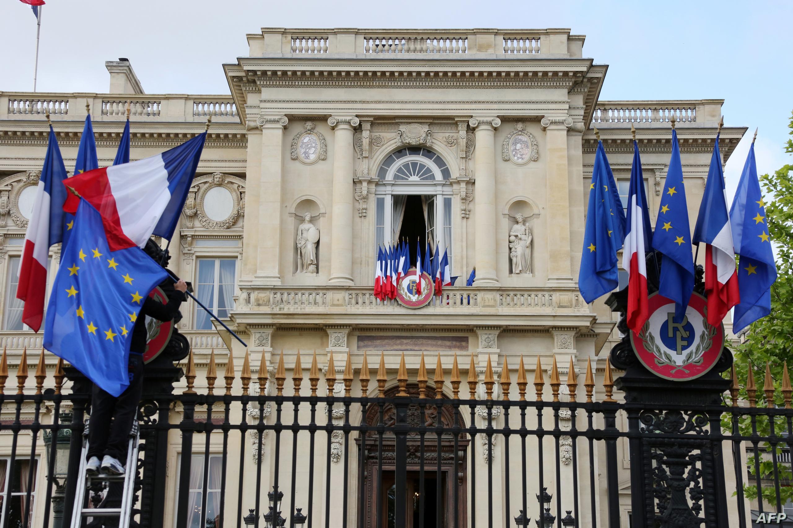 وزارة الخارجية الفرنسية تستدعي سفير الصين في باريس