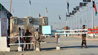 """معبر حدودي بين باكستان وأفغانستان -""""أرشيفية"""""""
