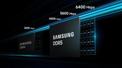 Samsung-DDR5