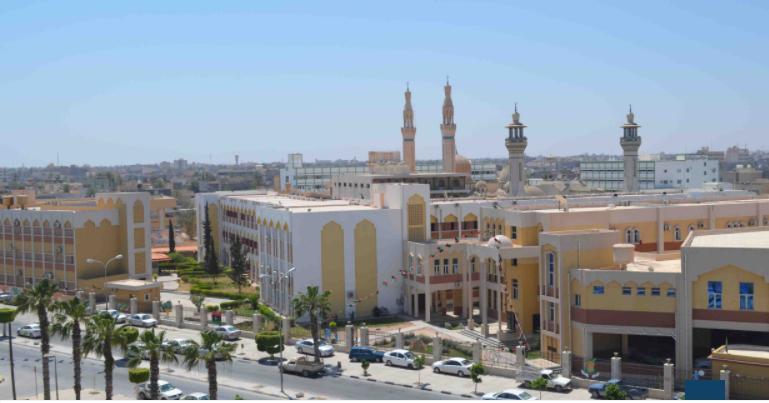الجامعة الأسمرية في مدينة زليتن
