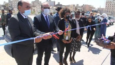 البرنامج الإنمائي الأممي يعلن تجديد كورنيش بنغازي