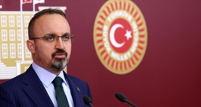 """بولنت توران""""،نائب رئيس الكتلة البرلمانية لـحزب العدالة والتنمية التركي"""