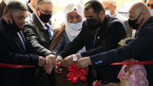 افتتاح مكتب هيئة الرقابة الإدارية في مدينة شحات
