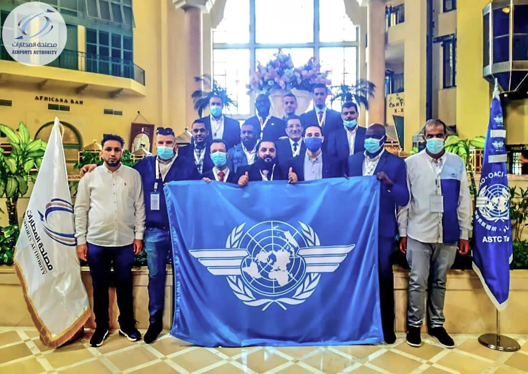 """""""30"""" مشاركاً في دورتي مصلحة المطارات الليبية في تونس حول الأمن والسلامة"""