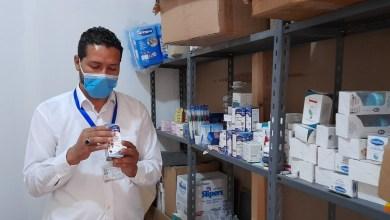 """""""الرقابة"""" تضبط كميات من الأدوية منتهية الصلاحية في صيدلية مركزية بطرابلس"""