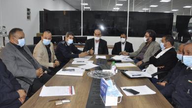 وزارة الداخلية.. الاجتماع الخامس اللجنة المركزية الدائمة للتطوير الإداري والملاكات